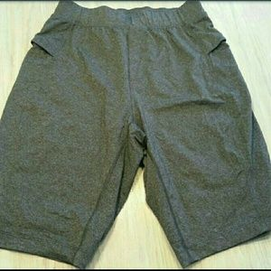 Men's size medium Lululemon athletic shorts